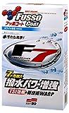 Soft99 337 Fusso Coat F7 Wachs, 300 ml, Weiss