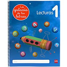 Lecturas 1. La galaxia de las letras - 9788467554786