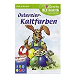 TK Gruppe Timo Klingler 5X Ostereier Kaltfarben Farben für Ostern Eier Ostereier Ostereierfarben