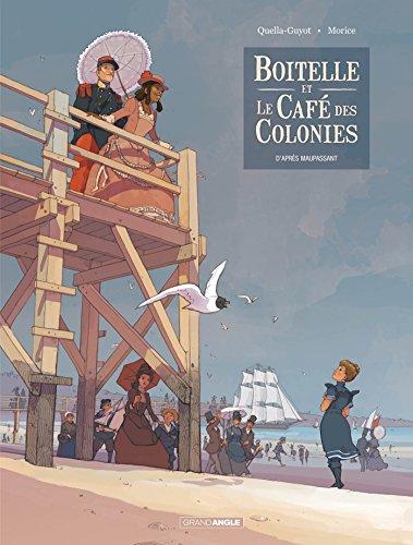 Boitelle et le café des colonies - histoire complète