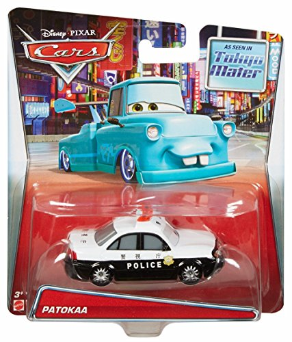 Disney Pixar Cars As Seen in Tokyo Mater Die-Cast - Patokaa - 1:55 Die