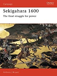 Sekigahara 1600: The Final Struggle For Power (Campaign, Band 40)