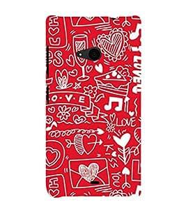 EPICCASE excited hobbies Mobile Back Case Cover For Nokia Lumia 535 (Designer Case)