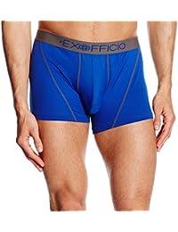 ExOfficio Men's Underwear M GNG Sport Mesh 3 Inch Briefs, Men, M GNG Sport Mesh 3'' Brief