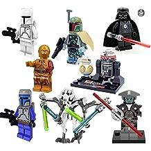 Star Wars: The Last Jedi Custom Rogue One Minifigure Captain Phasma Minifigures