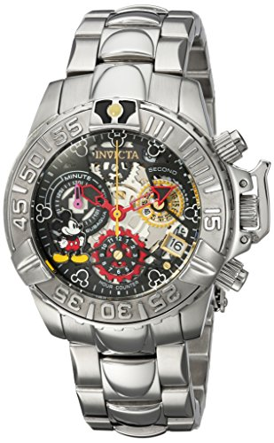 Invicta Women's Analog-Quartz Watch with Stainless-Steel Strap 24506