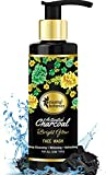 #6: Oriental Botanics Activated Charcoal Bright Glow Face Wash 200ml - Deep Cleansing, Brightening & Refreshing