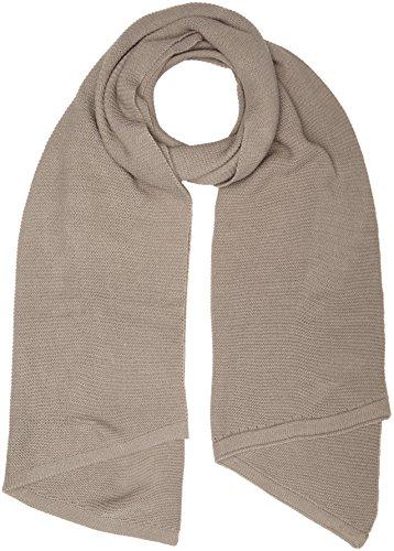 PIECES Damen Schal Billi Scarf Noos, Grau (Elephant Skin), One size