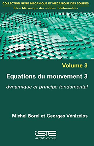 Equations du mouvement 3