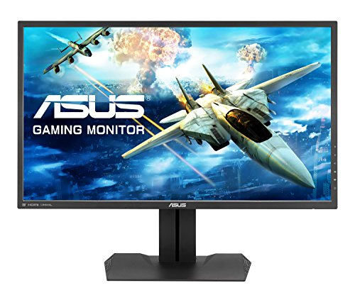 Asus MG279Q - Monitor gaming 27' (2K WQHD, 1ms, 144 Hz, AMD FreeSync, GamePlus, Ultra-Low Blue Light, Flicker-Free, Panel IPS, HDMI, DisplayPort 1.2 USB 3.0, regulable en altura y giro) Negro