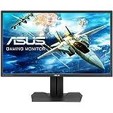 """ASUS MG279Q - Monitor gaming de 27"""" (144 Hz, IPS, resolución 2K 2560 x 1440, 16:9, brillo 350 cd/m2, respuesta 1 ms GTG, Free Sync, 2 altavoces estéreo de 2 W RMS)"""