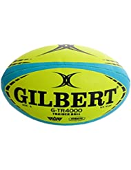 Gilbert G-TR4000 Rugby Training Ball - Fluoro