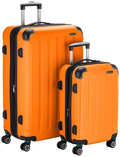 Shaik Trolley Koffer, 50 Liter, Orange