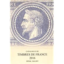 Catalogue de timbres de France 2016