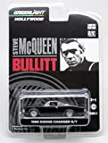 Greenlight 1/64 Scale Diecast 44741 - Steve McQueen 1968 Dodge Charger Bullitt