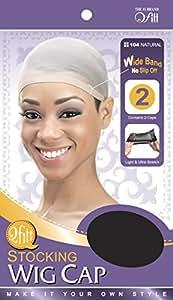 Bonnets pour perruque couleur chair (lot de 2)