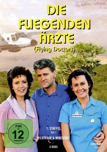 Staffel 1/Teil 1 (4 DVDs)