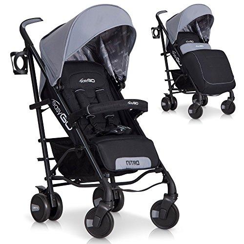 Opiniones silla de paseo nitro carrito con capazo de alta - Silla paseo amazon ...