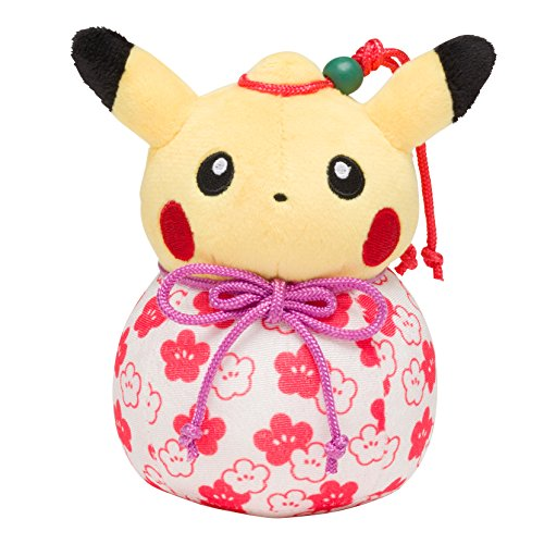 Pokmon-Center-Original-Plush-Peluche-Hyoutan-Gourd-Pikachu