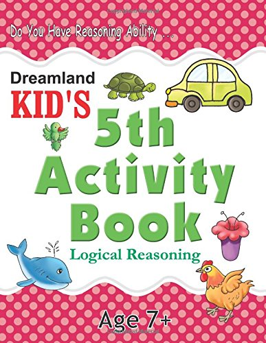 5th Activity Book - Logic Reasoning (Kid\'s Activity Books)