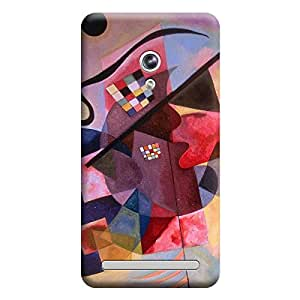 CaseLite Premium Printed Mobile Back Case Cover With Full protection For Asus Zenfone 6 (Designer Case)
