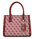 Guess Florence Satchel Red