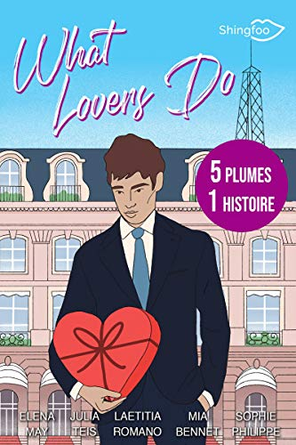 Couverture du livre What Lovers Do (Teaser)