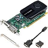 PNY QUADRO K420 Carte Graphique Nvidia GK107 891 MHz 2 Go PCI 2.0