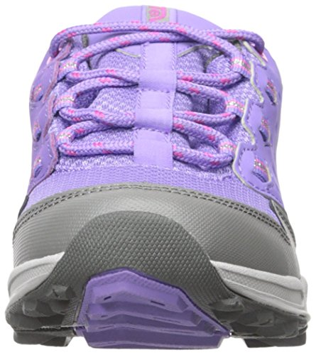 Teva Wit, Scarpe da Arrampicata Bambina Viola (Purple/Grey- PgyPurple/Grey- Pgy)