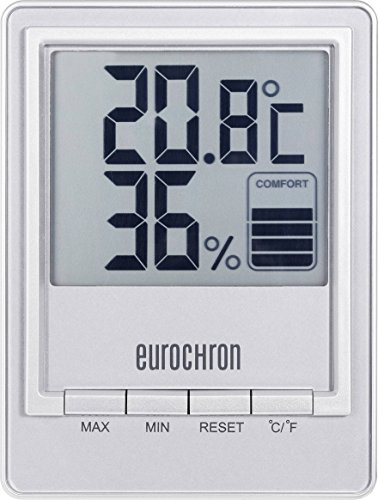 Thermo/hygromètre ETH 8001 Eurochron
