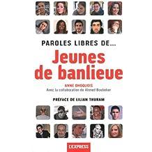 PAROLES LIBRES DE JEUNES DE
