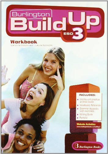 Build Up 3 Workbook 3º ESO