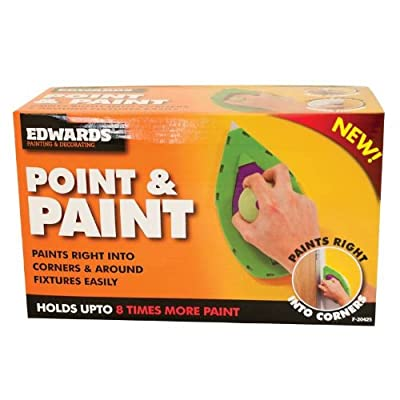 &Point Paint Pinsel-Set, Malen, Für Schwer Erreichbare Stellen &Ecken