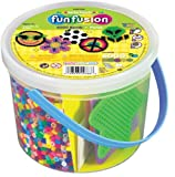 #7: Perler Beads Bucket Multi Mix (6000 Count)