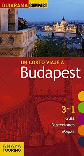 Budapest (Guiarama Compact - Internacional) por Anaya Touring