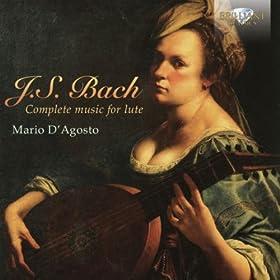 Suite in E Minor, BWV 996: III. Courante