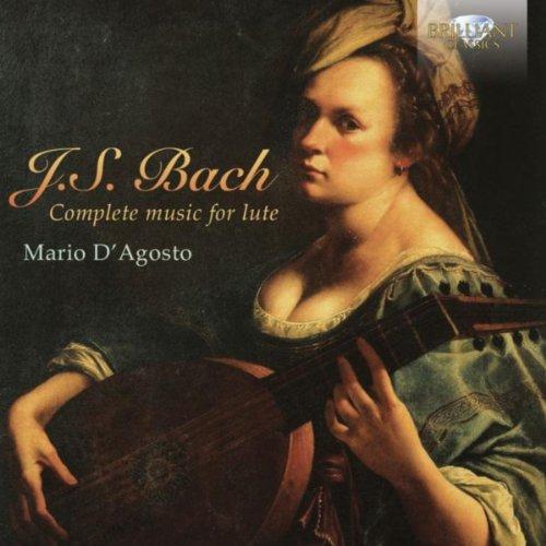 Partita in C Minor, BWV 997: II. Fugue