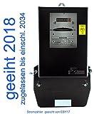 Drehstromzähler 10(60)A geeicht für Verrechnungswecke zugelassen (max. 41,4 kW)