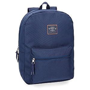51tqKvu6APL. SS300  - Mochila Pepe Jeans Cross 44cm Azul