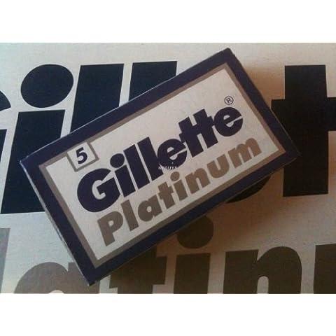 GILLETTE PLATINUM CUCHILLAS RECAMBIO PACK