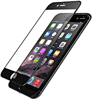 Full Protection 3D Curved Tempered Glass Screen Protector for Apple iPhone 8 Plus - Black