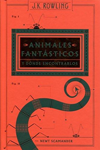 ANIMALES FANTÁSTICOSY DONDE ENCONTARLOS (Nva Ed.) (Juvenil)