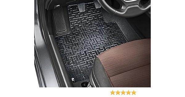 Genuine Hyundai i20 2014-on Floor Carpet Mat Set C8143ADE10 RHD