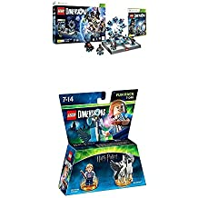 LEGO - Starter Pack Dimensions (Xbox 360) + Harry Potter - Hermione (Fun Pack)
