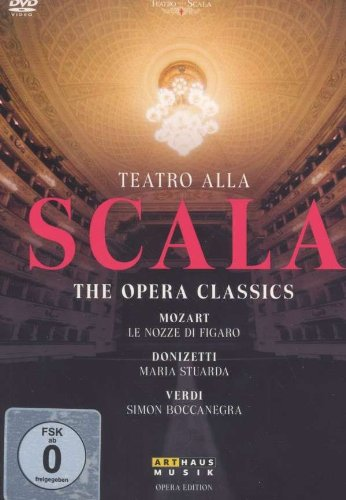 Teatro alla Scala - The Opera Classics [4 DVDs]