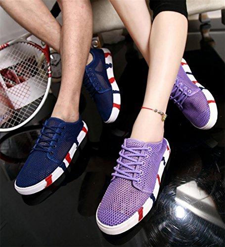 SONGYUNYANCouple en plein air mesh baskets mode chaussures respirant 2