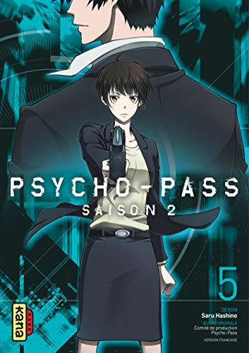 Psycho-pass Saison 2 Edition simple Tome 5