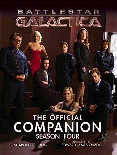 The Official Companion Season Four (Battlestar Galactica) por Sharon Gosling