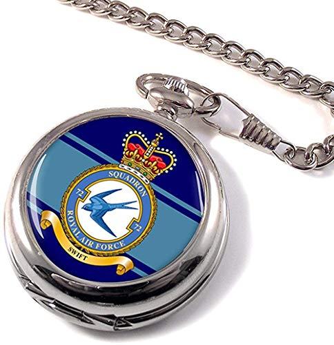 Numéro 72 Escadron Royal Air Force (RAF) Poche Montre