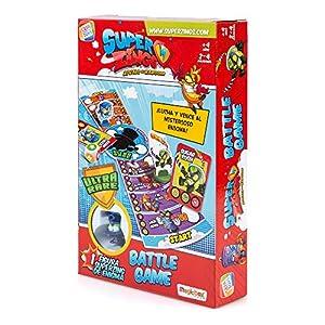 SuperZings- Enigma Juego de Mesa-Battle Game-Castellano (CEF21650), (Cefa Toys 1)